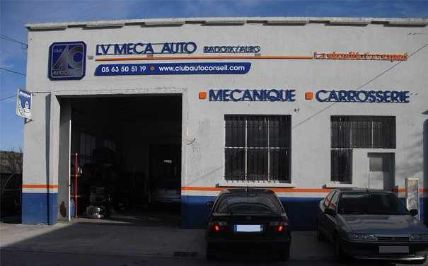 LV Meca Auto